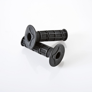 Arlows 2 22mm Griffgummis Endurogriffe Motorradgriffe Vollcross MX schwarz