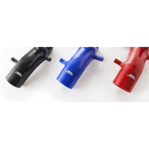 Arlows Silikon Wasserschlauch Kit Seat Leon 2.0L TFSI ( Schwarz )   Paintball Sports
