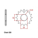 Arlows Kettensatz 520 Gold 13-39 Aprilia RS125 Extrema Replica 80Km/h 92-05 | Paintball Sports
