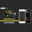Healtech Schaltautomat iQSE-1 + QSH-P2A Yamaha MT-07 (14-18) | Paintball Sports