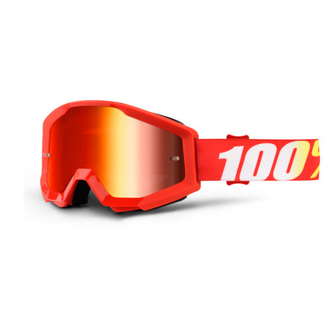 100% Prozent Motocross Brille Strata Extra Furnace | Paintball Sports