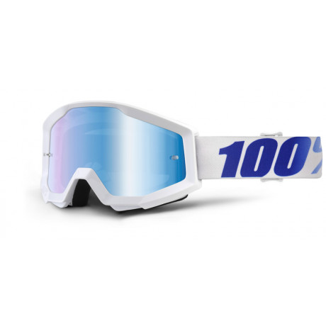 100% Prozent Motocross Brille Strata Extra Equinox | Paintball Sports