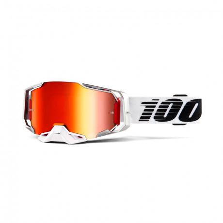 100% Prozent Motocross Brille Armega Extra Lightsaber | Paintball Sports