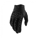 100% Prozent Handschuhe Airmatic Junior schwarz-grau M | Paintball Sports