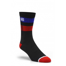 100% Prozent Socken Flow schwarz S/M | Paintball Sports